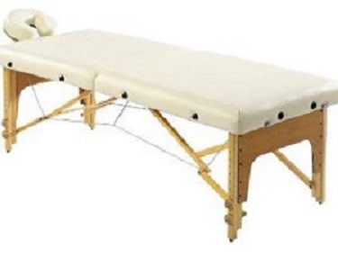 transducer massage table